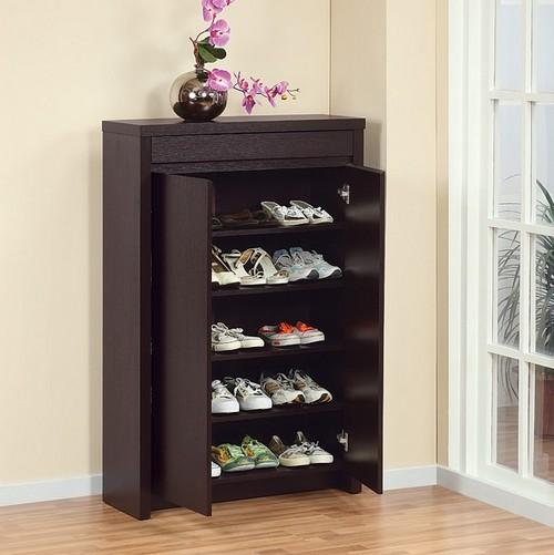 Шкаф для обуви бона