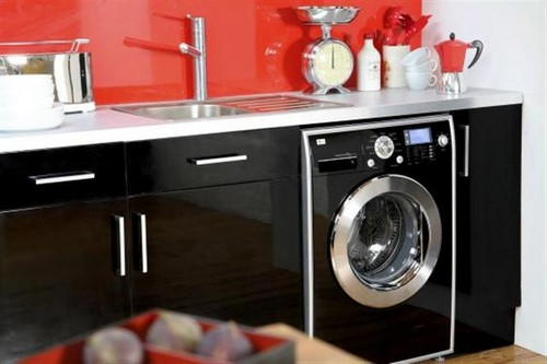 Дизайн стиральных машин