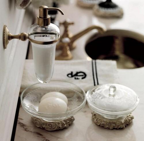 Эксклюзивные аксессуары для ванной