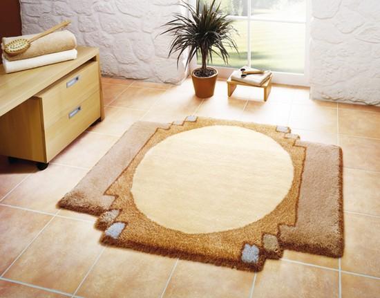 Как сделать коврик в ванную видео