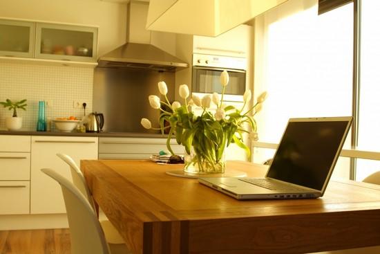Цвет кухни по фен-шуй
