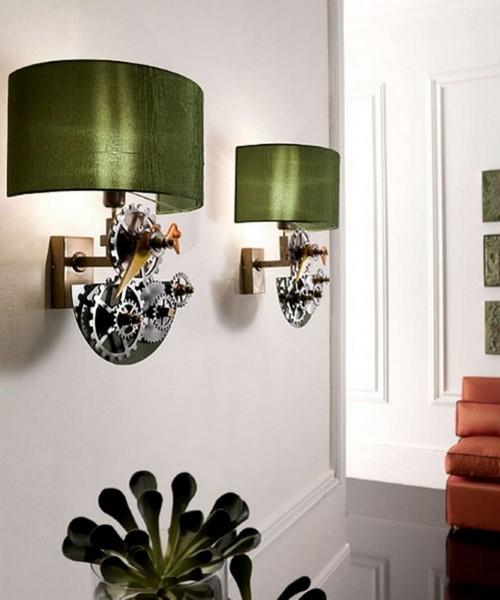 настенные лампы светильники