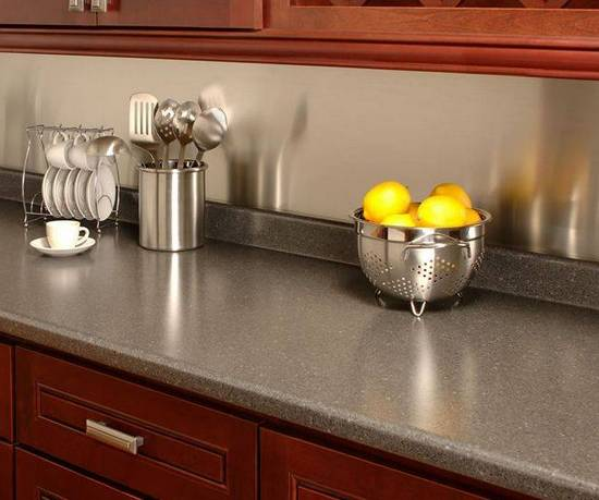 Ламинированные столешницы для кухни