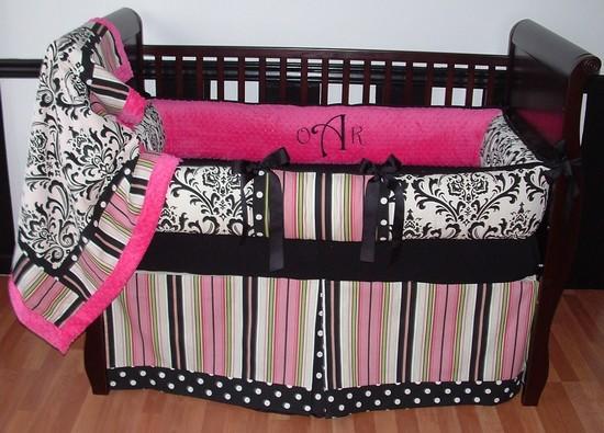 Детское постельное белье для новорожденных