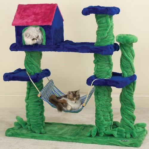 Подарки кошке своими руками
