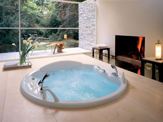 Гидромассажные ванны джакузи