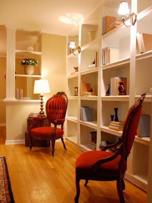 Мебельные светильники в интерьере