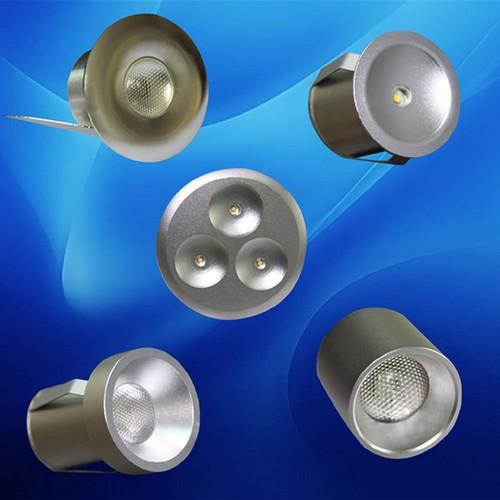 накладные мебельные светильники