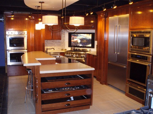 Мебельные светильники для кухни