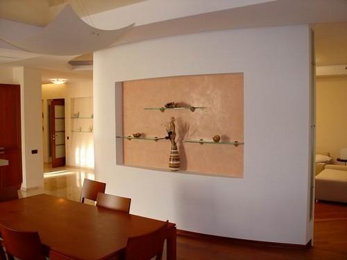 декор ниши в стене фото