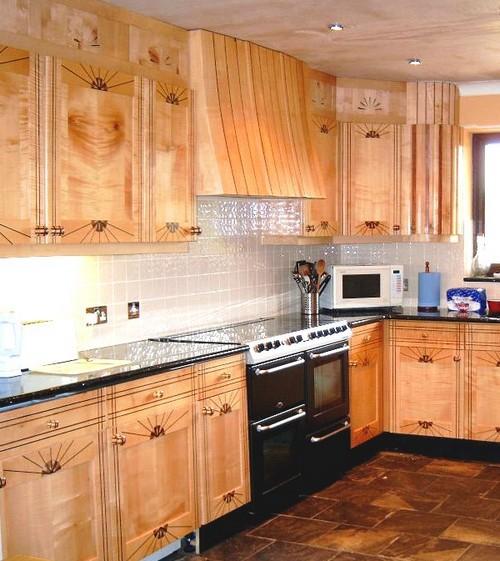 Кухонная вытяжка встраиваемая