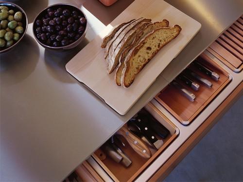 Аксессуары для кухни - разделочные доски