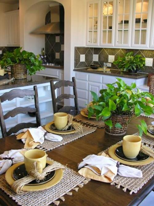 Декоративные аксессуары для кухни