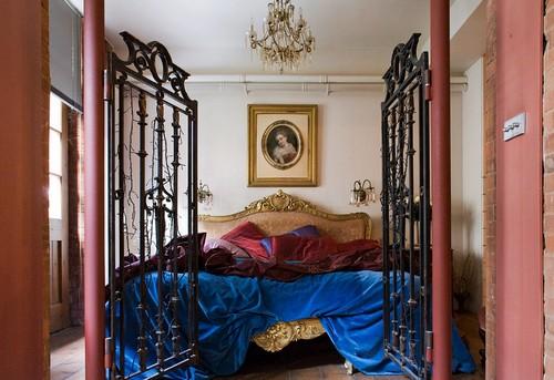 Интерьер в стиле винтаж, Дом Мечты