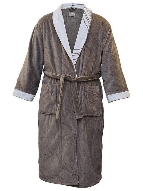Банный халат махровый