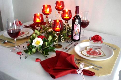 Как украсить комнату ко Дню Святого Валентина