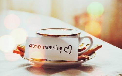 Романтический завтрак на День Влюбленных