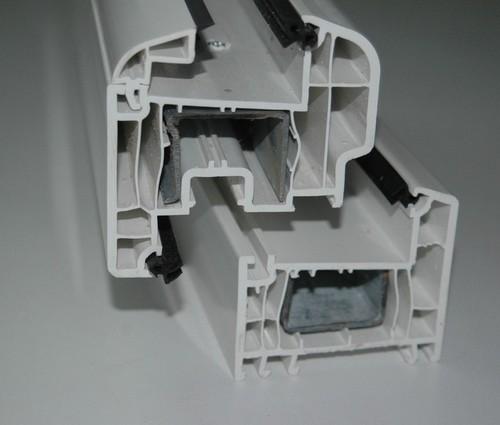 Профиль для пластиковых окон