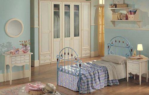 Детские кованые кровати