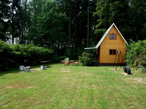 Деревянные дачные домики