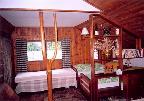 Интерьер дачного домика внутри своими руками фото