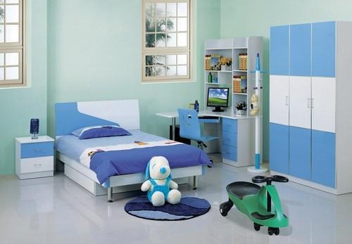 Уголок школьника с кроватью