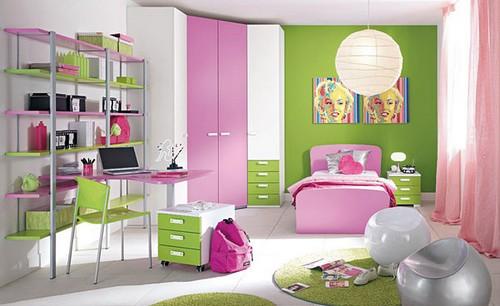 Мебель для детской комнаты школьника