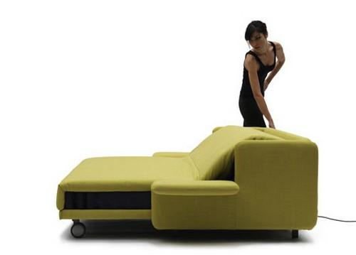Механизм раскладывания дивана аккордеон