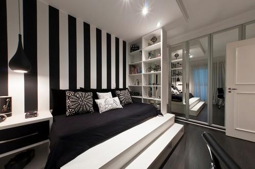 Шикарная кровать на подиуме в вашей спальне