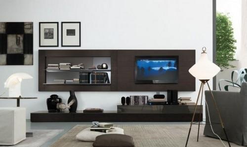 мини стенки под телевизор