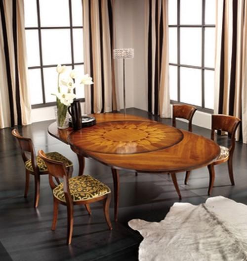 Мебель в стиле бидермейер (biedermeier)