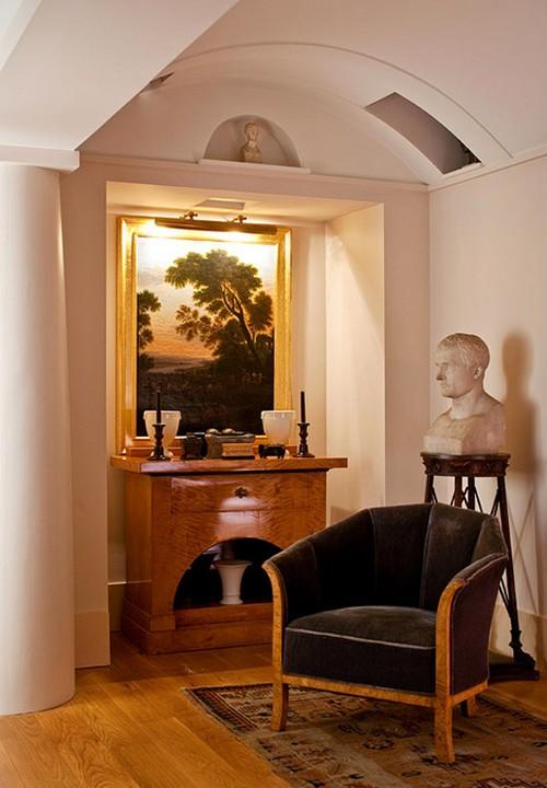 Оформление интерьера дома в стиле бидермейер
