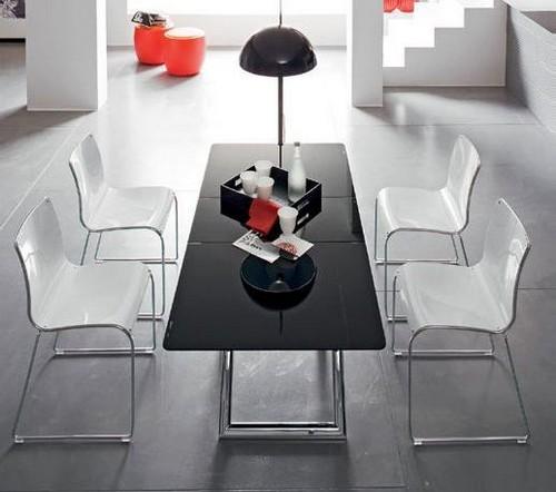 Обеденные столы фото