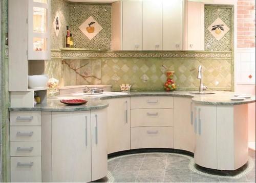 Кухонные фасады из ДСП