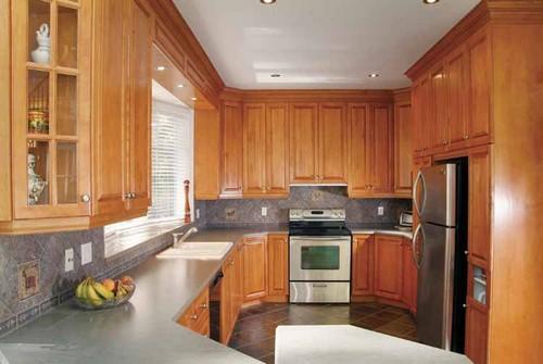 Кухонные фасады из массива
