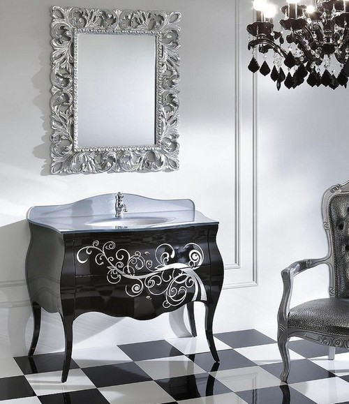 мебель в стиле барокко - твердых еоод ручной работы обедая комплект комнаты