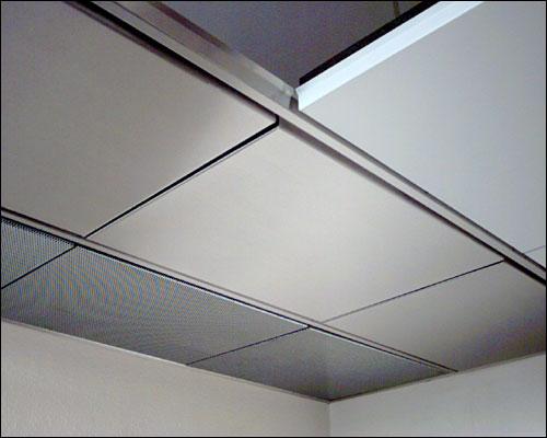 Обшивка потолка гипсокартоном