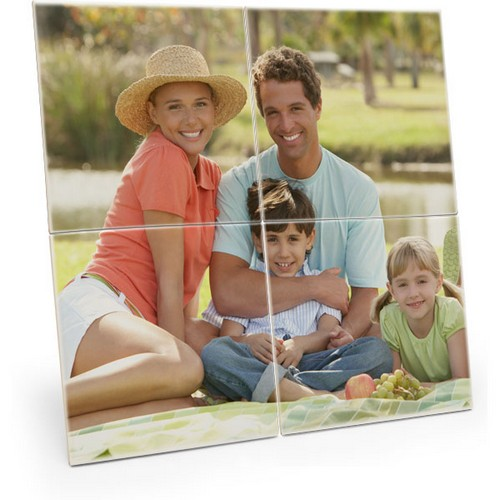 Фотопечать на керамической плитке