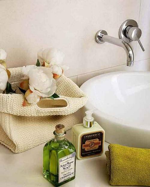 Как освежить воздух в ванной комнате