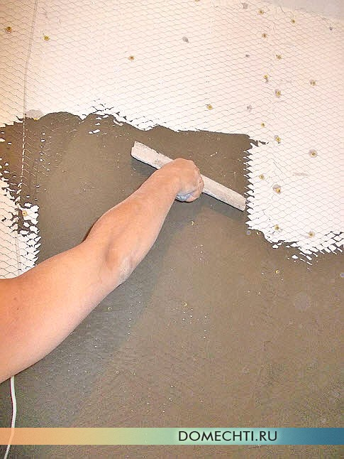 Подготовка стен для укладки кафеля