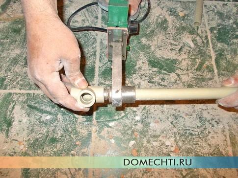 """Ремонт это легко """" Замена водопровода в квартире своими руками - этапы"""
