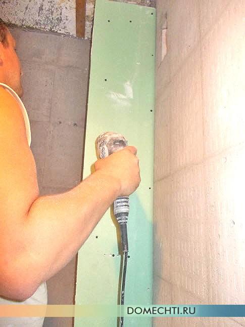 Как спрятать стояк в ванной за гипсокартоном и кафелем