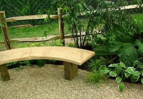 Как сделать скамейку из подручных материалов 942
