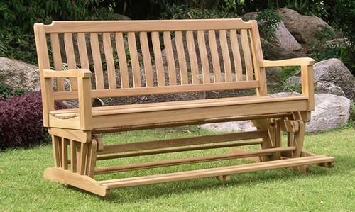 садовые скамейки качалки