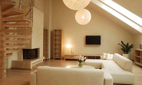 Перепланировка и ремонт двухуровневой квартиры