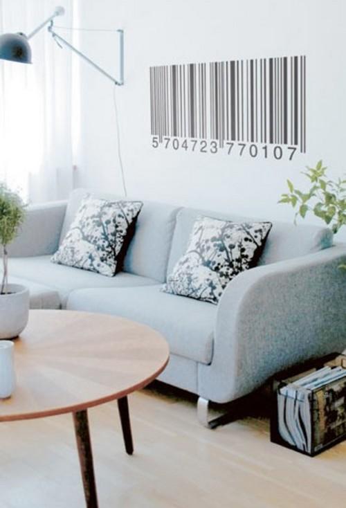 Идеи для съемной квартиры - лампа с пантографом
