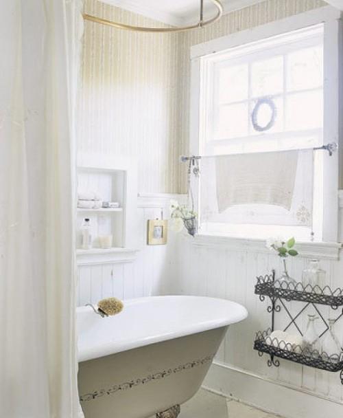 Обустройство ванной комнаты в съемной квартире