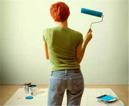 С чего нужно начинать ремонт стен и потолков
