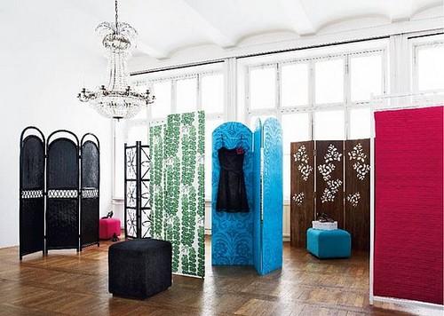 Декоративные ширмы для дома фото