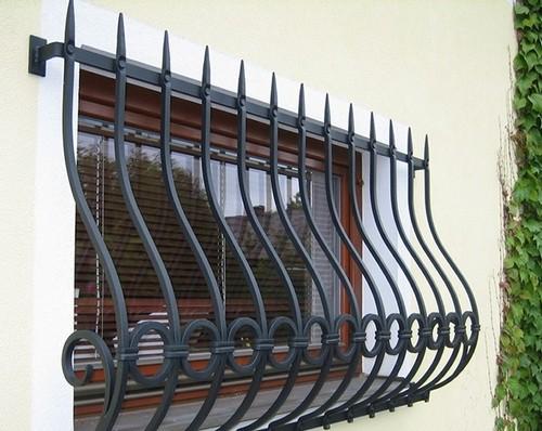 Декоративные решетки на окна